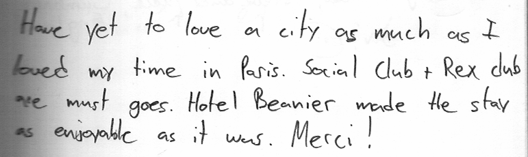 hotel Beaunier review